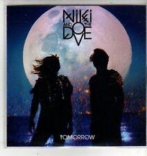 (CW616) Niki & The Dove, Tomorrow - 2012 DJ CD