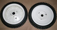 "Craftsman Mower 8"" X 2"" White Self-Propel Wheel Set 180773, 532180773"