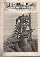 1908 Scientific American Supp April 11-Return of Halley's Comet;New US Dirigible