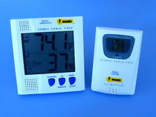 WIRELESS THERMO-HYGROMETER WITH REMOTE SENSOR