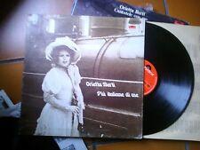 "LP 12"" ORIETTA BERTI PIU ITALIANE DI ME GATEFOLD TEXTURED +INNER SLEEVE EX+/EX++"