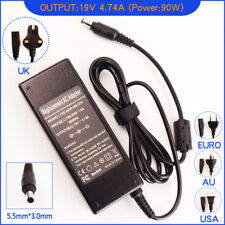Ac Power Adapter Charger for Samsung NP-R520-XA01 NP-R520-XA01RU Laptop
