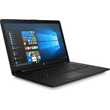 HP 17-ak002ng Notebook schwarz A6-9220 matt HD+ Windows 10