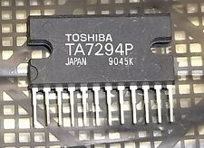 Toshiba 30W Bipolar Linear 12-Pin Audio Output IC TA7294P NIB