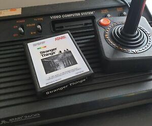 Cartouche Atari 2600 Stranger Things
