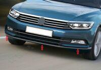 VW Passat B8 Ab 2015 Chromleiste für Frontstoßstange mitte Leiste Edelstahl 3tlg