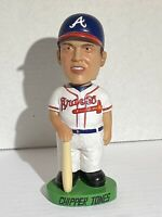Atlanta Braves MLB Bobblehead Chipper Jones #11 8 X 3 Inches
