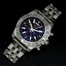 BREITLING CHRONOMAT GMT 47MM AB0412 BRACELET LIMITED EDITION AB041210/BB48-384A