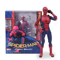 Spiderman Superheld Action Figur Avengers Figurine Spielzeug Kinder Sammlung Neu
