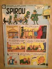 SPIROU - 1179 : 17 novembre 1960