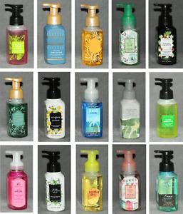 BATH & BODY WORKS FOAMING & GEL HAND SOAP - YOUR CHOICE