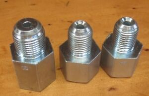 HOLDEN VT Commodore Master Cylinder Booster Line Adapters VB VC VH VK VL VN VP