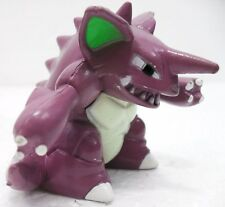 "FAKE/FALSO-POKEMON MONSTER JUMBO - ""NIDOKING"" n° 34 -cm. 5,5 x 6,8 x 7,2"