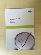 VW VOLKSWAGEN SERVICE HISTORY BOOK GOLF R20 GTI GTD GTE passat polo jetta