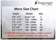 Frogg Toggs Bull Frogg Jacket - Stone - Size 2XL