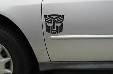 Transformers Autobot Vinyl Decal - Autobot Sticker - You Choose Size & Color