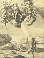 WILLIAM ADOLPHE BOUGUEREAU LES DEUX BAIGNEUSES OLD ART PAINTING PRINT 3125OMLV