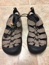 Keen Waterpoof Beige Sport Sandals Women's Size 6 Insole 9 inches       H