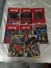 DC Robin III #1-2 & #4-6, 1993,  Some in Collectors Editions