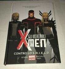 GLI INCREDIBILI X-MEN (MARVEL COLLECTION) Volumi 1-2-3-4 - Panini Comics