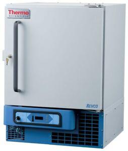 Neuf Thermo REL404V Revco 1 Pour 8°C sous Comptoir Laboratoire Réfrigérateur