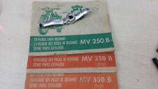 Leva Ceppi Freno Anteriore MV Agusta 250 B, Sport Ipotesi 350 B art 21124005015