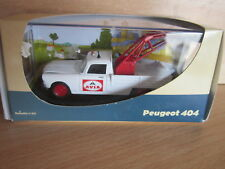 1/43 PEUGEOT 404 PICK-UP DEPANNEUSE AVIA