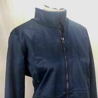 Under Armour UA Coldgear Infrared Softershell Jacket Blue Womens Size XL