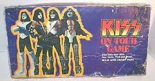 1978 KISS On Tour Game