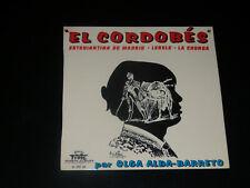 45 Upm EP - Olga Alba Barreto - El Cordobes - Annees 1960