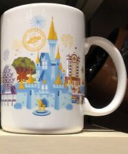 Walt Disney World Passport Mug Coffee Tea Cup Disney Theme Parks NEW