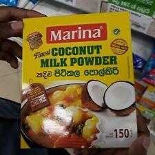 COCONUT MILK POWDER MARINA Finest Natural Fresh Cooking Organic PREMIUM QUALITY