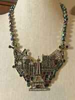 "HEIDI DAUS® ""April in Paris Necklace"" Crystal & Beaded Necklace Sold Out!!"