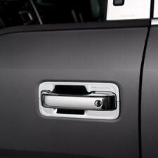 For Ford F-150 2015-2019 Putco 401063 Chrome Door Handle Covers