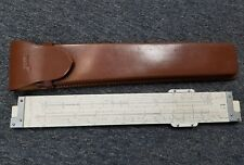 Jason Slide Rule No. 803 with Leather Case