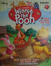 """* il mondo di Winnie the Pooh (Disney) N°5 """" La festa del Migliore Amico"""" . . ."""