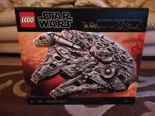 Lego Star Wars 75192 USC Millennium Falcon SIGNED EXCLUSIVE - WORLDWIDE SHIPPING