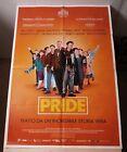 Manifesto Film PRIDE Poster Movie Originale Cinema 100x140