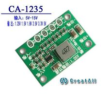 50pcs  Power supply module 1.25V 1.5 1.8 2.5 3.3 5V output adjustable 3A 5V-15V