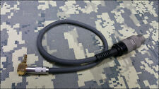 TCA PRC U-328 to Mobile Phone Adapter(mbitr military radio prc-148 comtac peltor