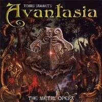 "AVANTASIA ""THE METAL OPERA PART 1"" CD NEW+"