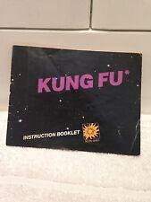 Kung Fu Notice ( Nintendo Nes )