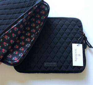 🖤🖤Vera Bradley Tablet Sleeve /IPad Classic Black NWT😊