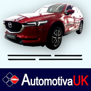 Mazda CX5 Rubbing Strips | Door Protectors | Side Protection Mouldings Body Kit