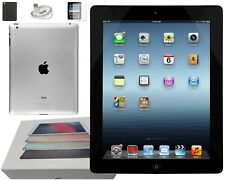 Apple iPad 3rd Generation 9.7-inch, 32GB, Wi-Fi Only, Black, and Includes Bundle