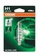Osram H1 (448) Ultra Life Headlight Bulb (x1) 3X More Lifetime 64150ULT-01B