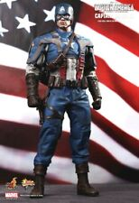 Hot Toys MMS156 1:6 Captain America: The First Avenger Ltd Edition Marvel Figure