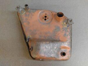 USED ORIGINAL GENUINE PORSCHE 911 OIL TANK RESERVOIR 1965-71 FOR RESTORATION 1