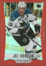 2012-13 Panini Prizm Red #40 Joe Thornton/50