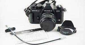 YASHICA FX-3 2000, 35mm FILM CAMERA KIT